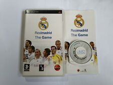 Real Madrid: The Game - PSP - Playstation Portable - Free, Fast P&P!