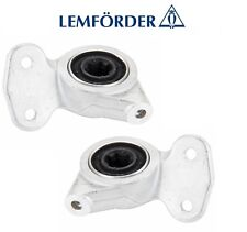NEW BMW E46 M3 Front Pair Set of 2 Lower Control Arm Brackets With Bushing OEM
