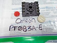 Omron PF083A-E Relay Socket Base