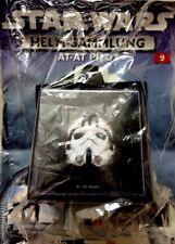 Star Wars Helm Sammlung - Ausgabe 9 AT-AT Pilot - Deagostini OVP & NEU