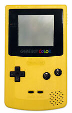 Nintendo Gameboy Color Console REFURBISHED LIKE NEW Yellow + Warranty!!!