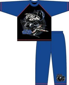Boys Girls Official Star Wars Pyjamas long ages 4-10 Years