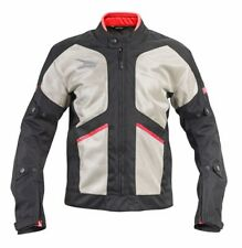 New Axo Sz LG Motorcycle Jacket CE Armour Enduro Road Touring Waterproof CBF CRF