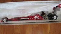 2003 Doug Kalitta SIGNED NHRA top fuel dragster Mac tools box 1:24 15 inch long