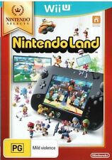 Nintendo Land for Wii U and WiiU Includes 12 Games Nintendoland