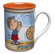Peanuts - Linus Three Pointer Coffee Mug