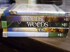 (5) Weeds Season Blu-Ray DVD Lot: Seasons 1, 2, 3, 5 & 6  Mary Louise Parker