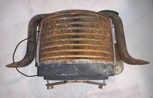"Smiths Heater CHS920/4  700899 off TR3. 4"".  Needs Some Work  —B- 2"
