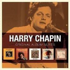 "HARRY CHAPMAN ""ORIGINAL ALBUM SERIES"" 5 CD NEW!"