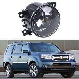 Front Fog Light Lamp Assembly Fit For 12-14 Honda CR-V Pilot/Acura 2011-2014