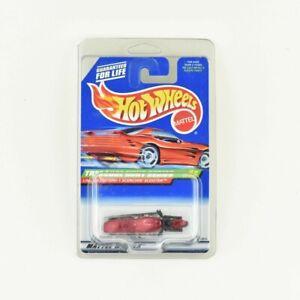 Scorchin' Scooter (Factory Error) - Hot Wheels 1998 Treasure Hunt - New in Box