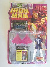 "1994--IRON-MAN ""Spider-Woman"" (Action Figure) [NIP] by Toy Biz"