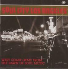 Various - Soul City - Los Angeles ( 2 CD Set ) NEW / SEALED