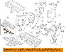 VOLVO OEM 05-11 S40-Engine Intake Manifold Gasket 31331885