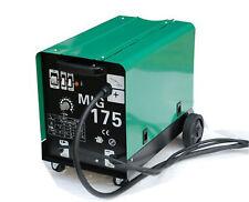 NEU HST Schutzgas Schweißgerät MIG MAG 175 Amp auch Fülldraht und Aluschweißen