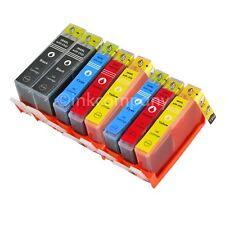 8 Drucker Patronen für HP 364 XL Deskjet 3520 3522 Officejet 4620 4622 mit Chip