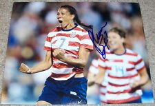 Shannon Boxx Signed Autograph Team Usa #7 World Cup 8x10 Photo A