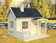 Kinderhaus OTTO Kinderspielhaus TÜV geprüft Spielanlage Holzhaus Gerätehaus Holz