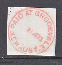 POSTMARK: PAID AT BROOKVALE NSW AUST