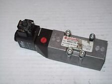 NORGREN  SXE 9573-170 DIRECTONAL PNEUMATIC VALVE  48VAC/24VDC COIL P866B