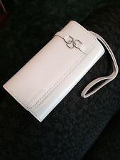 White Nokia Cell Phone Case Cp-340 Wristlet