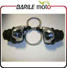 Coppia Comandi Cambio / Deragliatore Revo SHIMANO 3 x 7 Vel. Bici MTB - City