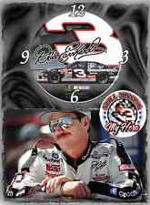 Dale Earnhardt Sr wall clock (Great Man Cave Wall Clock)   They Make great Gifts