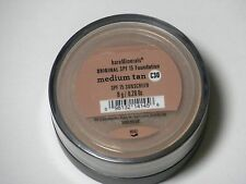 Bare Escentuals: bareMinerals Original Foundation MEDIUM TAN  ** FREE SHIP** 8g