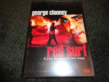 RED SURF-Ex surf champ GEORGE CLOONEY deals drugs due to injury, wants to quit