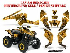 AMR RACING DEKOR KIT ATV CAN-AM RENEGADE, DS 250, DS 450, DS 650 MELTDOWN B