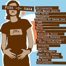 Punk-O-Rama 7 Various Artists MUSIC CD