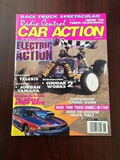 Vintage Radio Control Car Action magazine RCCA June 1993 RC