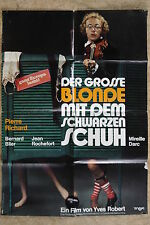 (P168) KINOPLAKAT Der große Blonde mit dem schwarzen Schuh (1972)