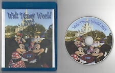 "Walt Disney World 2012 - ""A Walk in the Parks"" Blu-Ray Video"