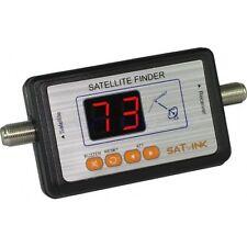 SATLINK WS-6903 digital satfinder  pointeur satellite sonore