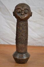 african tribal art  poupe zande  from DR Congo