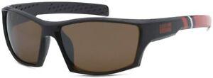 Cleveland Browns Polarized Sports Edge Wrap Shades sunglasses