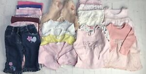 Baby Girls 3-6 Months Mixed Clothes Bundle