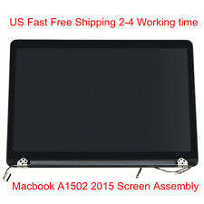 "Macbook Pro Retina 13"" A1502 Early 2015 LCD Display Screen Assembly Replacement"