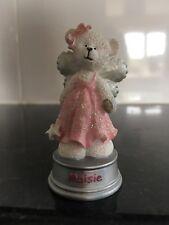 Maisie Resin Teddy Fairy Figure