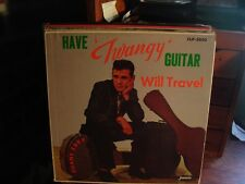 Play Graded ! VG DUANE EDDY HAVE TWANGY GUITAR WILL TRAVEL JAMIE 1958 MONO