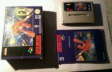 RETRO GIOCO CONSOLE SUPER NINTENDO SNES ROBOT GAME 90-VORTEX-RETROGAME
