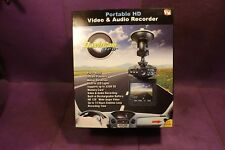 DashCam Pro™ Portable HD Video and Audio Recorder, Travels MOTION DETECTION