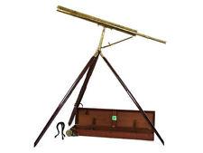 Brass Telescopes Science & Medicine Antiques