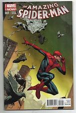 MARVEL COMICS AMAZING SPIDERMAN #1 JUNE 2014 ALL NEW NOW 1:100 OPENA VARIANT NM