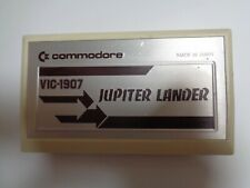 COMMODORE VC-20 / VIC-20 --> JUPITER LANDER (VIC-1907) / CARTRIDGE