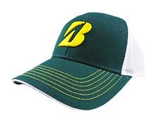 NEW Bridgestone Golf Spring Collection Masters Green/Yellow Adjustable Hat/Cap