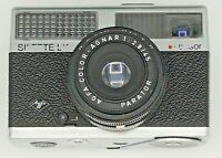 Agfa Colour Silette LK Sensor camera with original leather case