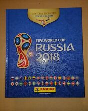 PANINI - WM WORLD CUP RUSSIA 2018 - BLUE HARDCOVER ALBUM FRENCH ED. VERSION 682