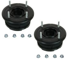 Pair Set of 2 Front Moog Suspension Strut Mounts with Bearing for Ford Edge